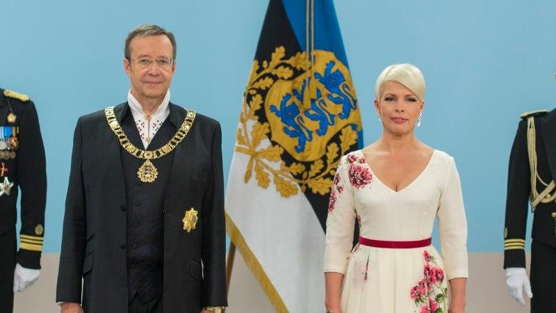 GALERII: vaata, kes kätlesid presidendipaari