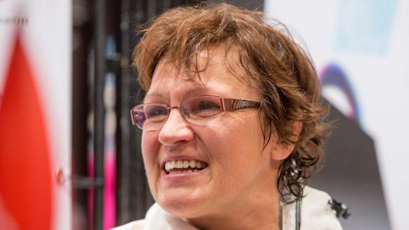 Erika Salumäe lahkub homme taas Eestist