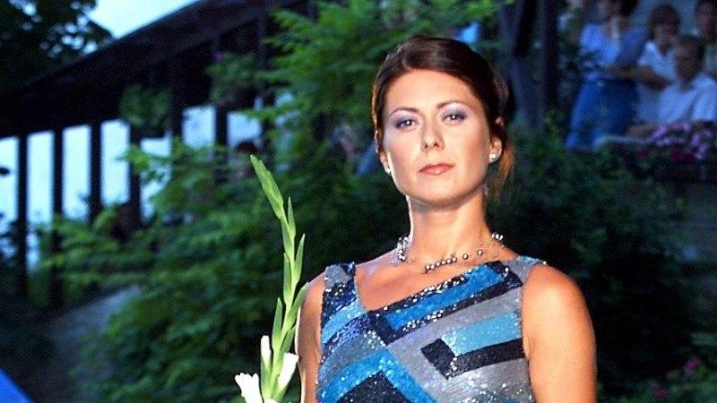 ÕHTULEHE VIDEO: Ülle Lichtfeldt kandis 13 aastat vana kleiti!