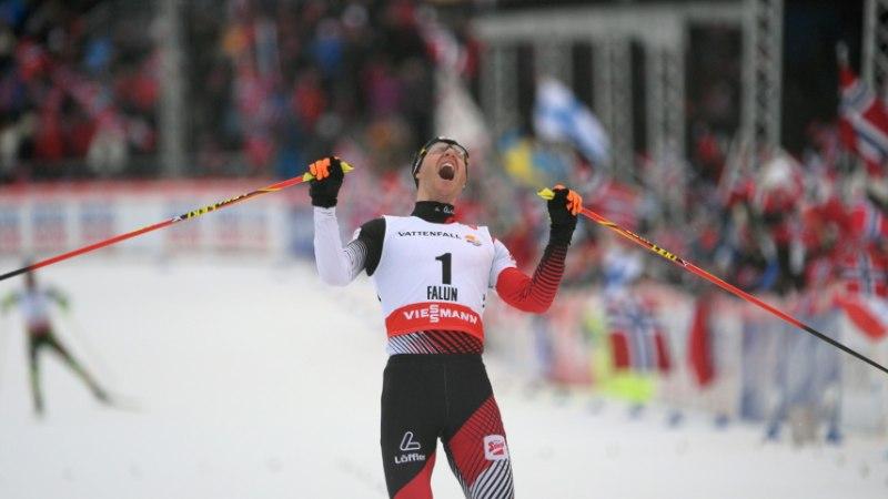 FALUNI MM | Kahevõistluse kuldmedal Austriasse, Piho 37. kohal