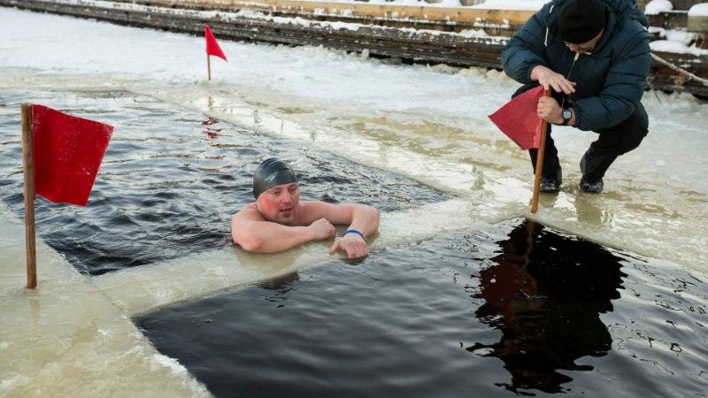 Kuum särts külmas vees - on sellest kasu?