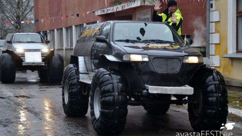 Avasta Eestimaad: kus näeb Eestis imetabaseid sõiduvahendeid?