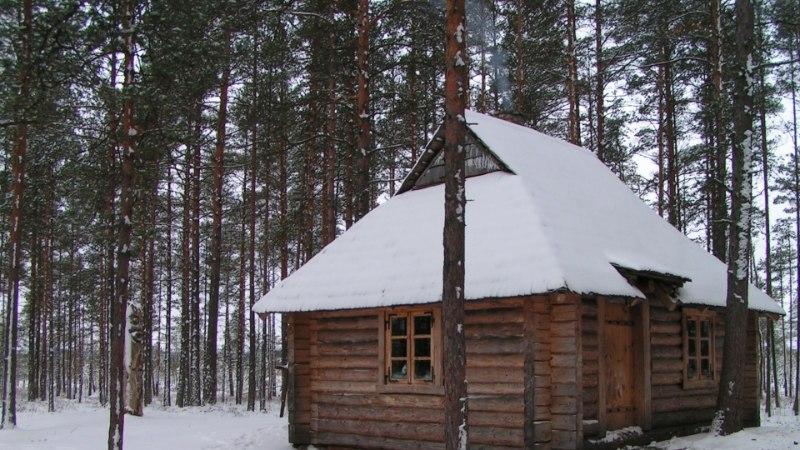 Avasta Eestimaad: kummituste kõrval ööbimas