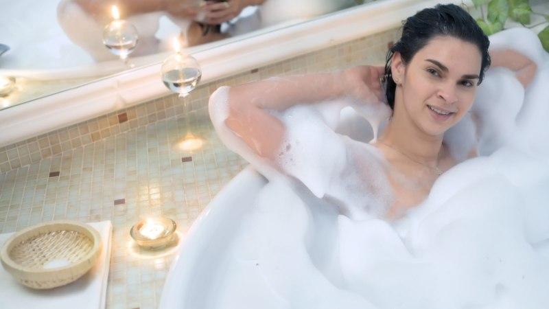 Soe vann lõõgastab, ravib, puhastab ja kosutab
