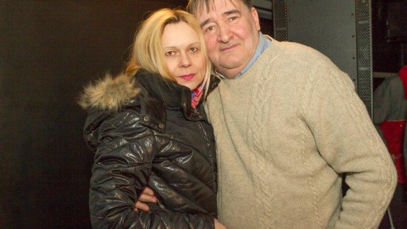 GALERII: filmimees Tõnu Virve autoriõhtu Tallinna Kinomajas