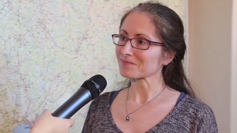 ÕHTULEHE VIDEO | 20 aastat Eestis elanud Udmurdi naine emakeelepäeval: inimene peab õppima selle rahva keelt, kellega ta koos elab