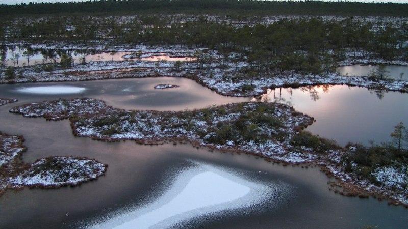 Avasta Eestimaad: kus Eestis asuvad laulvad järved?