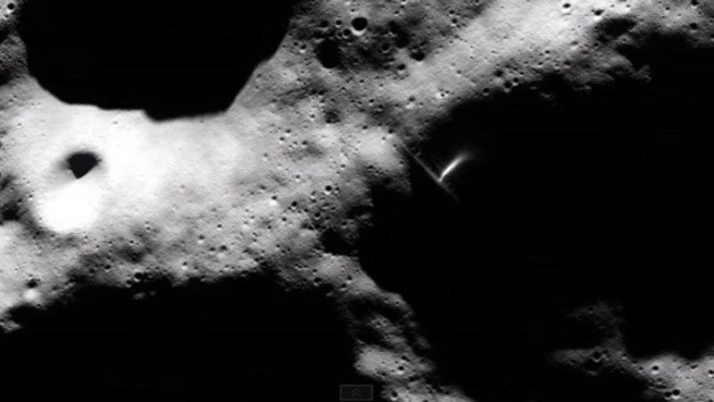 Apollo vandenõu ja muud müüdid - müstilised varemed, hiigelkosmoselaev ja kuue sõrmega Kuu-naine