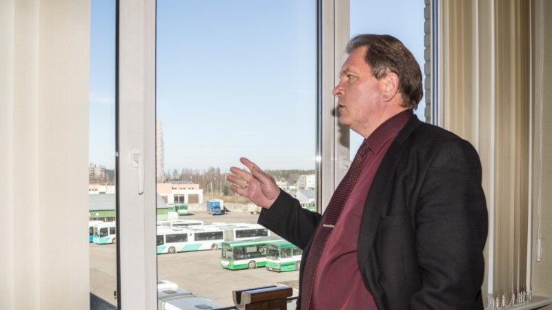 Tallinn vahetab trollid busside vastu välja