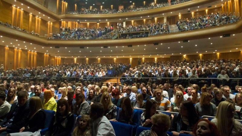 ÕNNELIKULT TAGASI: Draakonid andsid eile viimaste aastate suurima kontserdi kodus