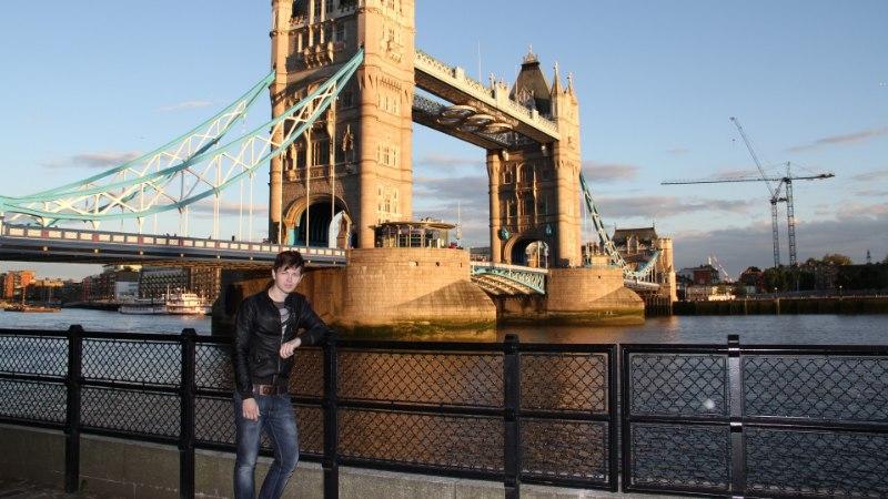 Indrek Galetin: alustasin Londonis täiesti nullist ja sündisin uuesti
