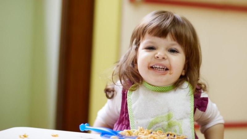 Eesti lasteaialastest vajab erimenüüd 878 põnni