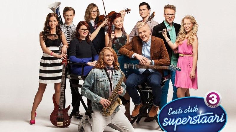 """TV3 VIDEO: """"Eesti otsib superstaari"""" finalistide fotol on tulevikutegijad!"""
