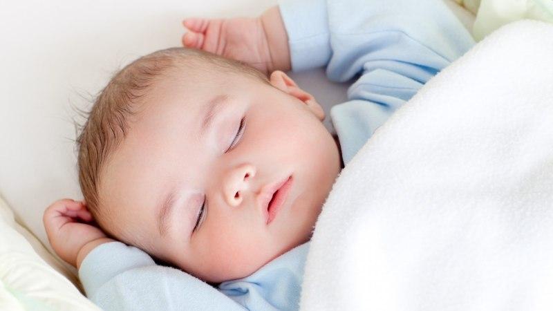 Malluka beebiblogi: maga, maga lapsuke!
