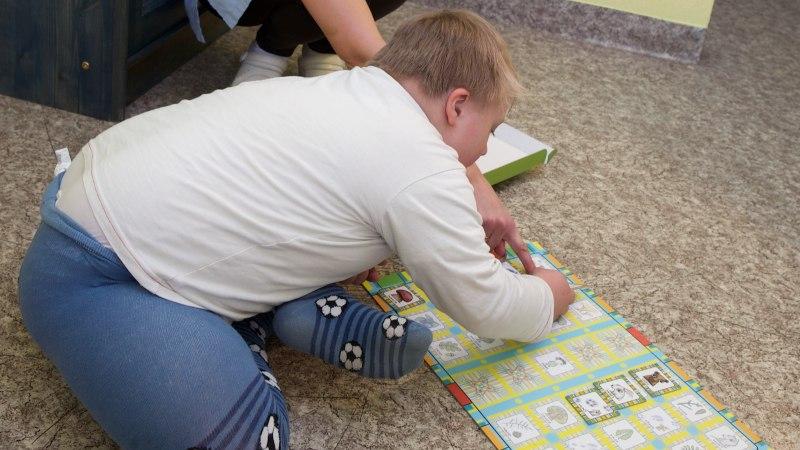 Lastefond toetab sügava puudega poisi peret hoiuteenuse eest tasumisega