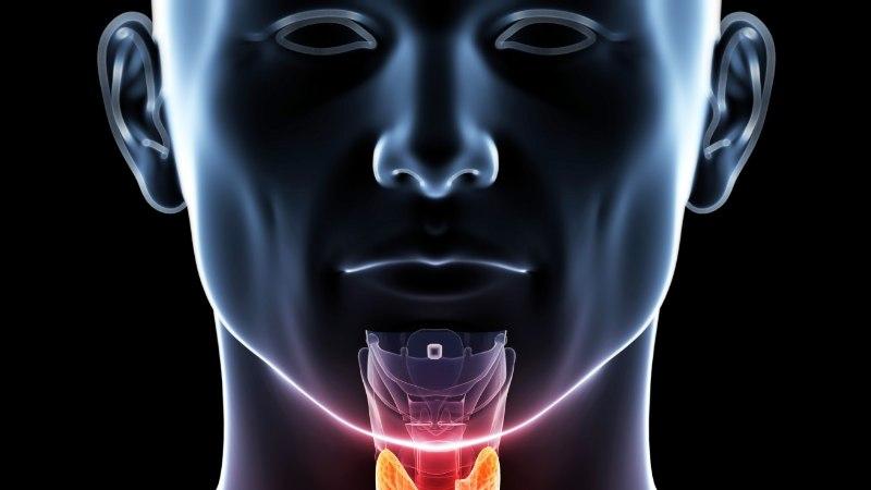 Kilpnääre on kõigi organite mõjutaja