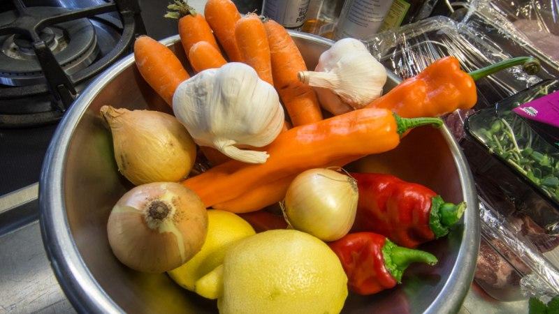 Pestitsiidid toidus halvendavad sperma kvaliteeti