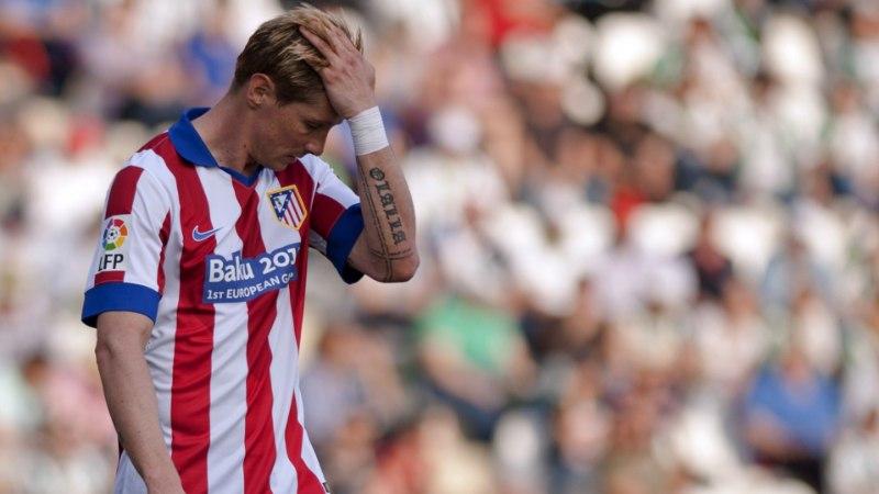 VIDEO: Fernando Torres lõi karjääri esimese omavärava