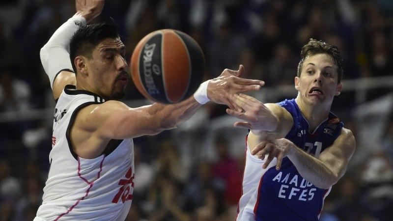 FOTOD: Real ja Olympiacos võitlesid end võidule