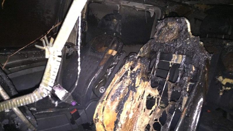 """ÕHTULEHE VIDEO   """"Kui auto maha põleb, siis see ei ole enam naljaasi."""""""