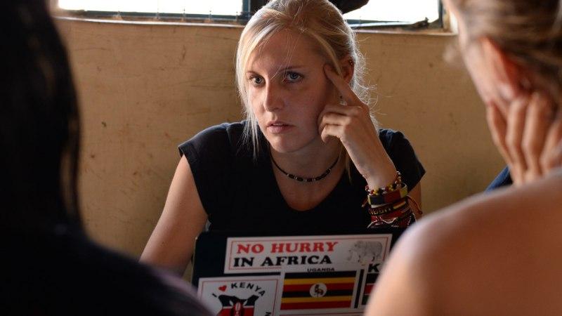 Eestlanna lööb Keenias käima naiste põllumajandusühistut