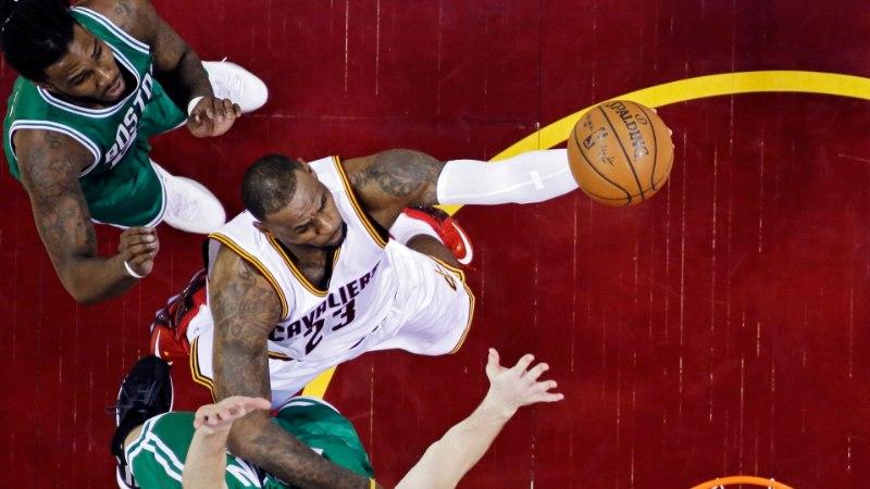 Teekonnal NBA tiitlini | Kas Taavet näpistab Koljatit?