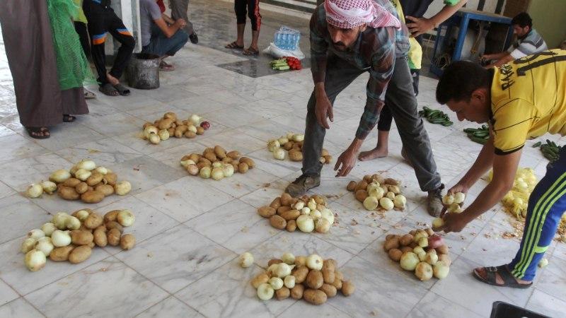 Maailma rahvastik kasvab, investeerige toiduainetetööstusse!