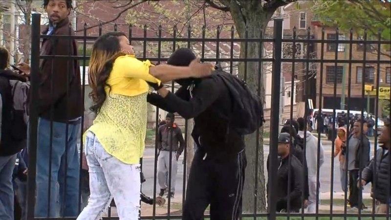 Baltimore mässab ebaefektiivselt