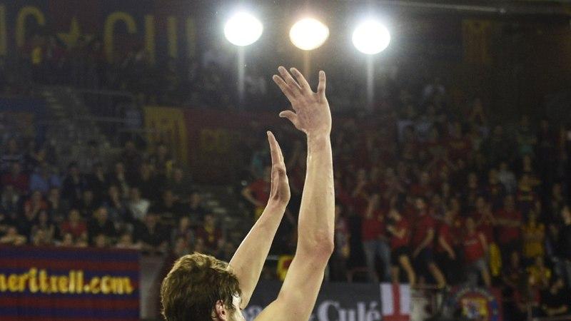 Barcelona alistas Madridi Reali; Panathinaikos, Maccabi ja Alba põnevas seisus