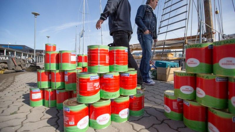 GALERII   Ainuke eestiaegne purjelaev seilab aastateks Vahemerele