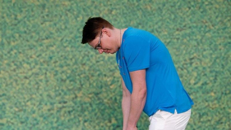 GALERII: hurmurlauljad Savitski ja Veziko proovisid kätt golfis. Kumb võitis?