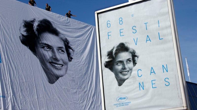 Homme algab Cannes'i festival