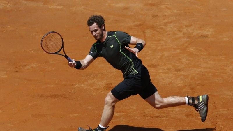 Murray andis Itaalia lahtistel loobumisvõidu