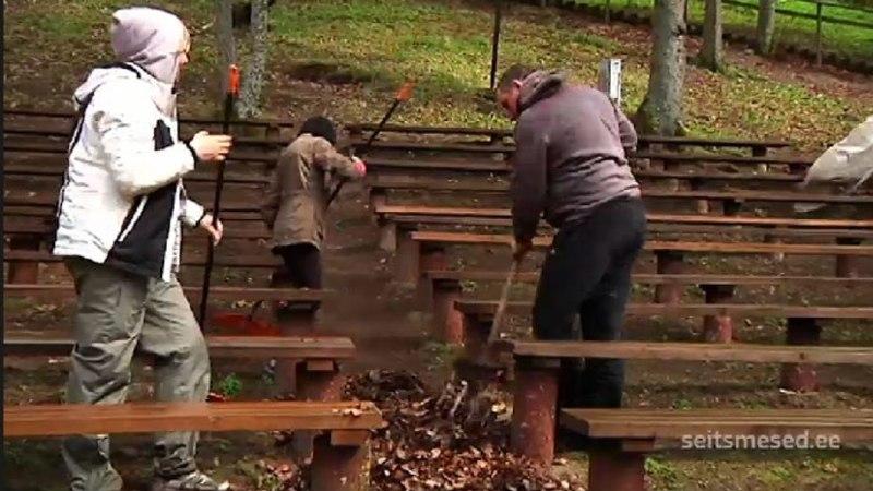 TV3 VIDEO | Taevaväravad panid talguliste tööhimu proovile