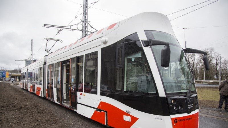 Paari aasta pärast saab trammiga lennujaama