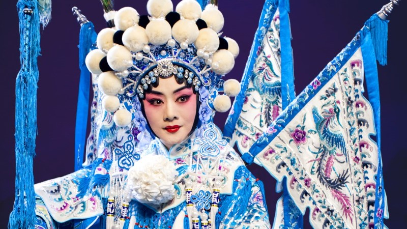 Pekingi ooperi megastaar Li Shengsu esineb tuleval nädalal Tallinnas