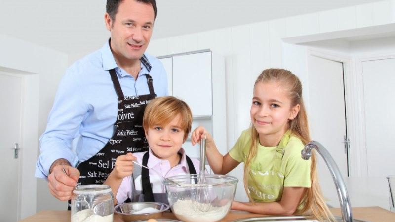 Puhas toit ja lapse tervis