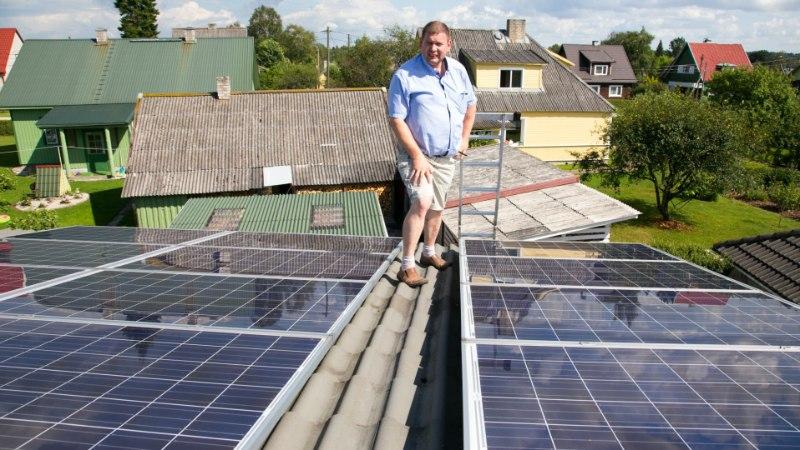 ENERGIAREVOLUTSIOON ON TULEKUL: majapidamised saavad elektritootmisega ka ise suurepäraselt hakkama