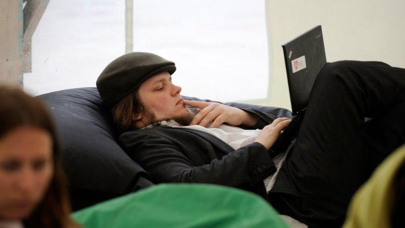 GALERII | Ligi poolsada ettevõtet võtsid osa väljas töötamise päevast