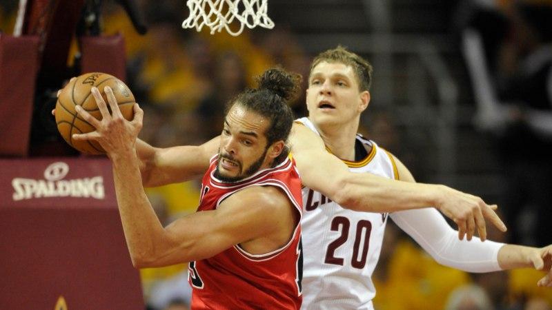 Chicago Bulls ja Los Angeles Clippers šokeerisid kodumeeskondi