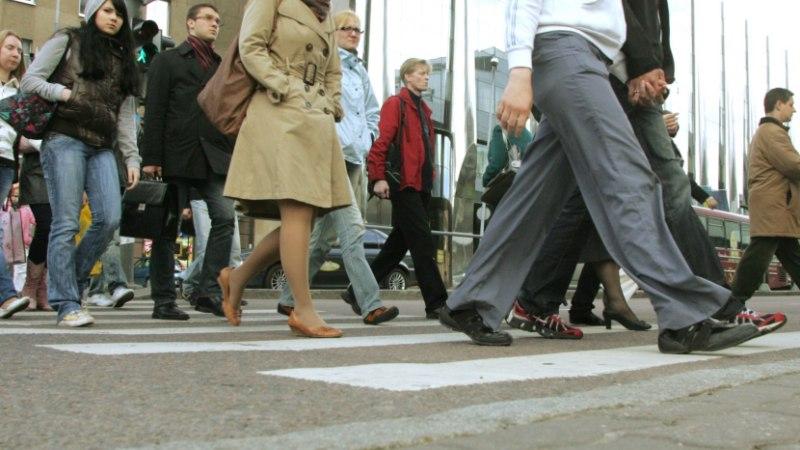 Statistikaamet: Eesti rahvaarvu vähenemine aeglustub