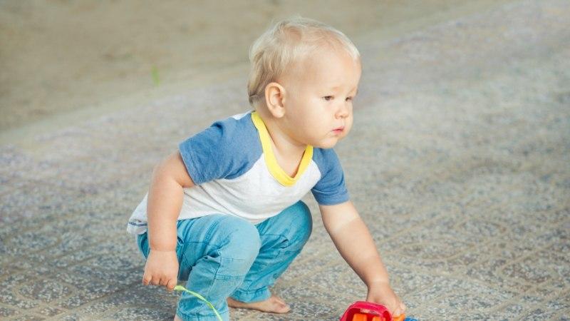 Malluka beebiblogi: appi, ma kaotasin peaaegu lapse ära!