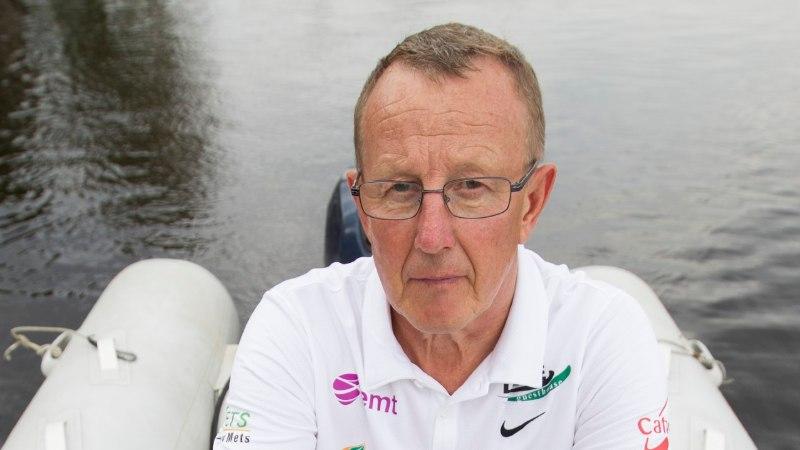 Sõudetreener Matti Killing: paat ei libise