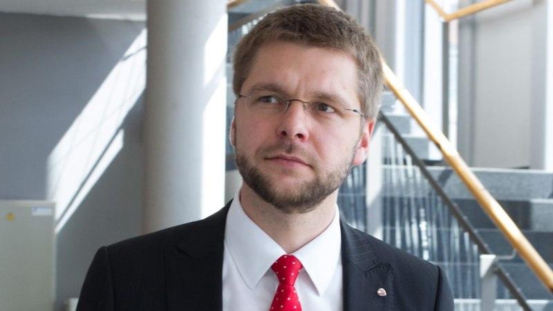 Ossinovski: asume koalitsioonileppe muutmise juurde juuli algul