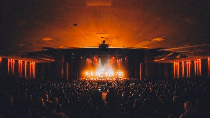 GALERII | Elina ja Stigi kontsert tõi lapsed lava ette mängima ja laulma