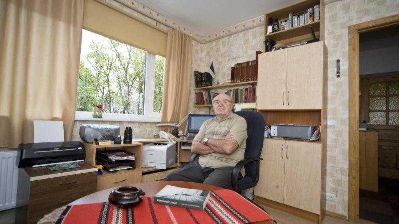 Erik Tohvri: paljud lugejad on öelnud, et minu raamatud ei lase neil öösel rahus magada