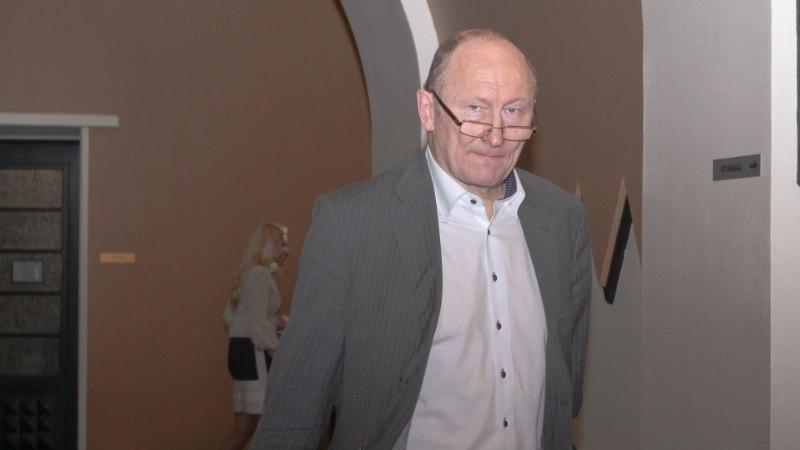 TTÜ professorid andsid Jaak Aaviksoo rektoriks valimise kohtusse