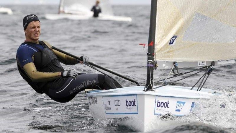 Kas garaažist välja aetud vana arm viib purjetaja Deniss Karpaki Rio olümpiale?