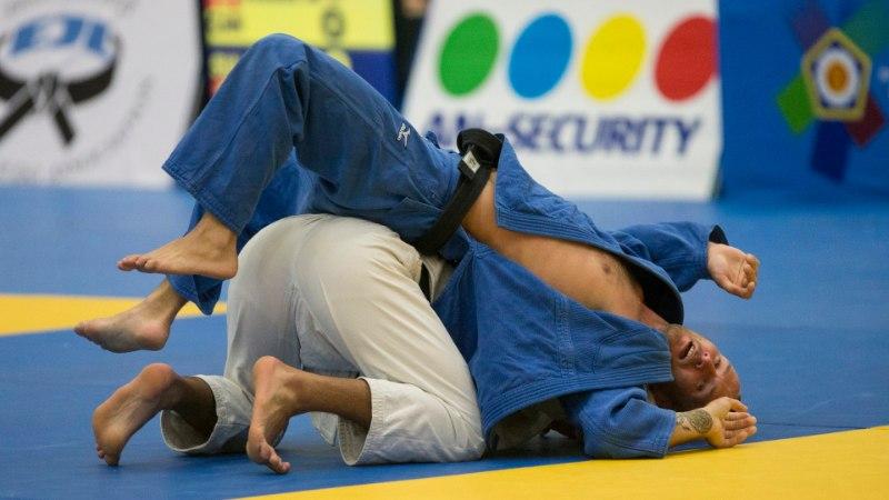 EUROOPA MÄNGUD | Judokoondislase jaoks lõppes turniir ipponiga 49. sekundil