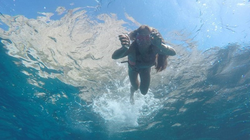 VÄGEV! Eesti purjetaja käis koobastes sukeldumas